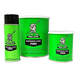Frog Juice Aerosol Spray Gallon Quart Can
