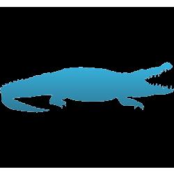 Alligator Temporary Tattoo