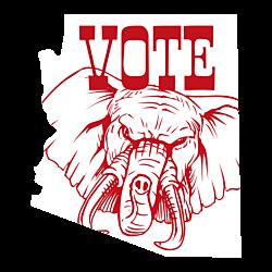 Arizona Vote Republican Decals