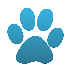 Cat Paw Static Cling