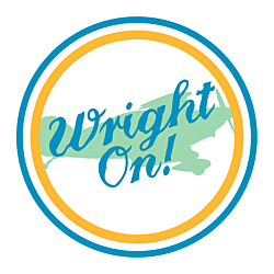 Wright On Wright Brothers Day Circle Vinyl Decal
