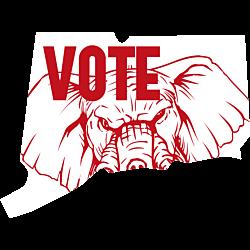 Connecticut Vote Republican Decal