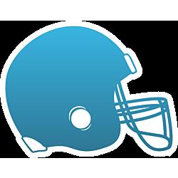 Football Helmet Car Magnet