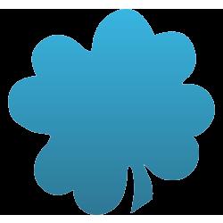 Four Leaf Clover Decal