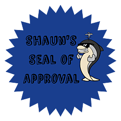 Shaun's Seal of Approval Decal