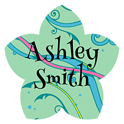 Personalized Flower Decal