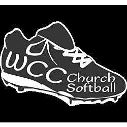 WCC Softball Decal