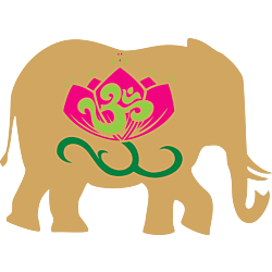Hindu Temporary Tattoo