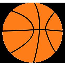 Basketball Temporary Tattoo