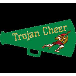 Trojan Cheer Decal