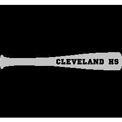 High School Baseball Decal