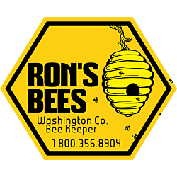 Bee Keeper Decal for Truck Window