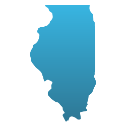 IL State Decal