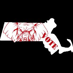 Massachusetts Vote Republican Decal