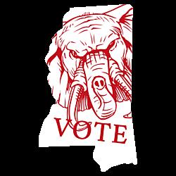 Mississippi Vote Republican Decal