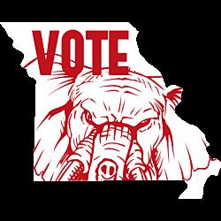 Missouri Vote Republican Decal