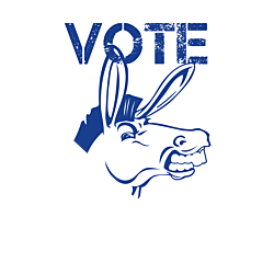 Nevada Vote Democrat Decal