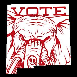 New Mexico Vote Republican Decal