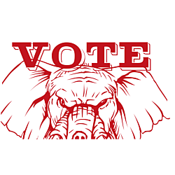 North Dakota Vote Republican Decal