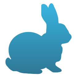 Rabbit Decal
