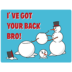 Got Your Back Bro Decal