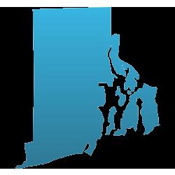 RI State Decals