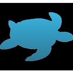 Sea Turtle Temporary Tattoo