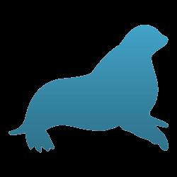 Seal Temporary Tattoo