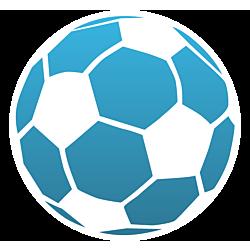 Soccer Ball Static Cling