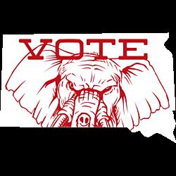 South Dakota Vote Republican Decal