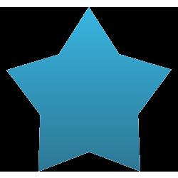 Star Car Magnet