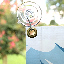 Suction Cup Hook Example