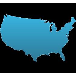 USA Decal