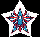 American Eagle Temporary Tattoo