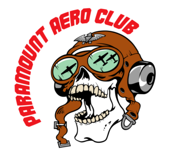 Aero Club Car Magnet