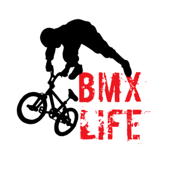 BMX Life Circle Stickers