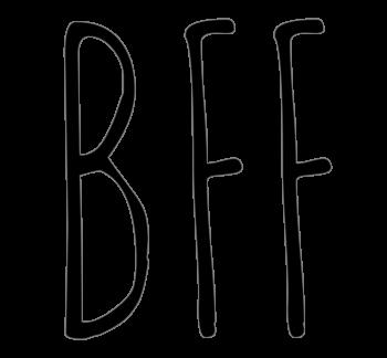 BFF Monogram