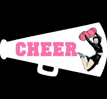 Cheerleading Temporary Tattoo