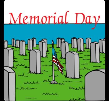 Memorial Day Decal