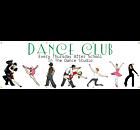 Dance Club Vinyl Banner