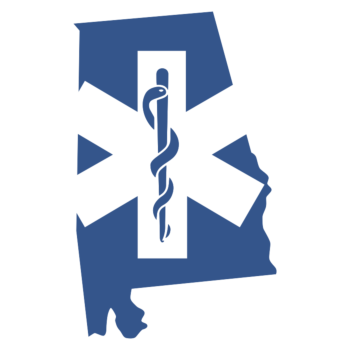 Alabama EMS Decal