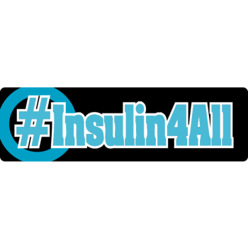 World Diabetes Day #Insulin4All Static Cling