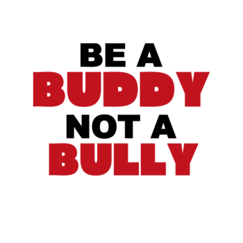 Be a Buddy Heart Car Magnets
