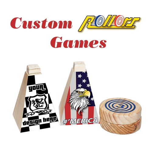Rollors Custom Decal example