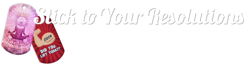 Stick to Your Resolutions: Design a Custom Key Chain
