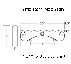 Reverse Scroll Brackets Diagram Small